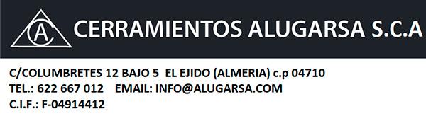Logotipo cerramientos Almería